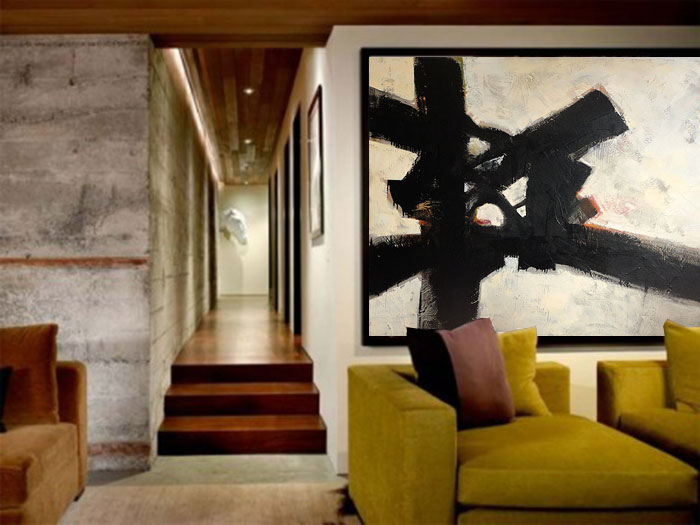 modern abstract impressionist paintings by san francisco. Black Bedroom Furniture Sets. Home Design Ideas